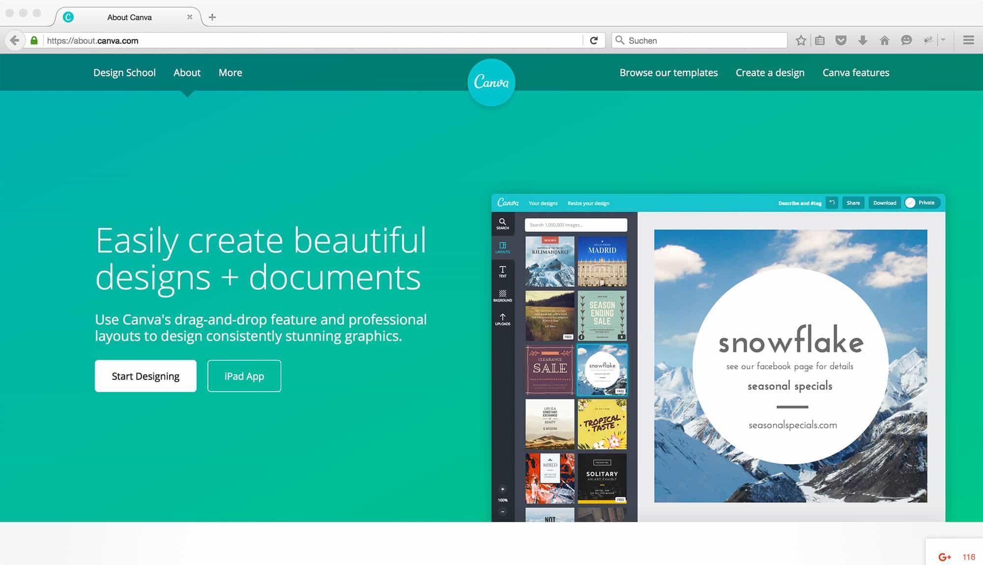 canvas design app