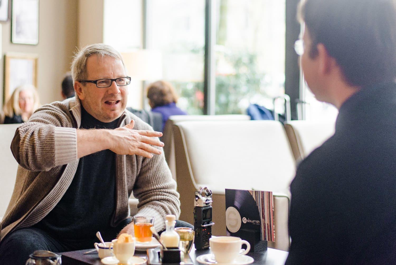Johannes Kahrs im Interview: Von Spaß an der Parteiarbeit, Wahlerfolgen und Kuchen