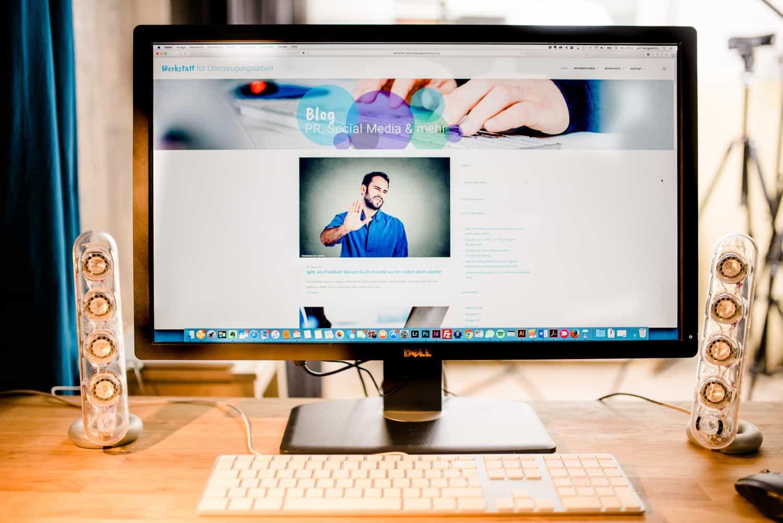 10 Fehler bei Deiner Webseite