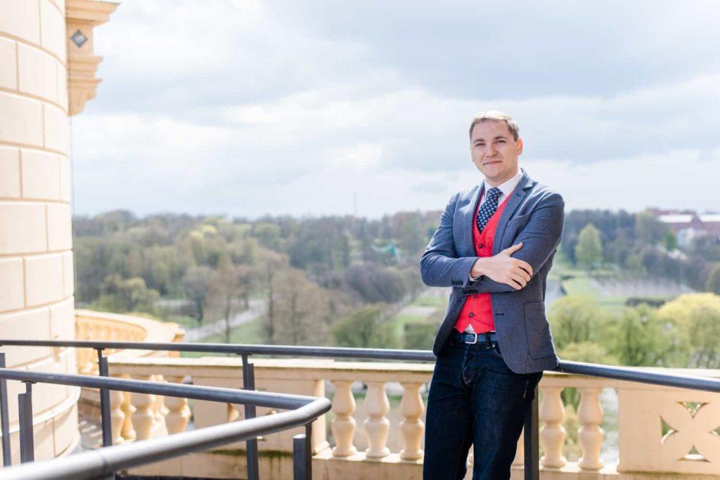 Patrick Dahlemann - Interview über Courage in der Politik