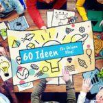 Nie mehr Saure-Gurken-Zeit: 60 Ideen für Deinen Blog