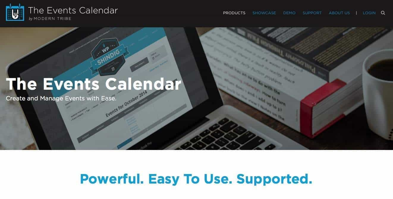 Wordpress Plugins - The Events Calendar