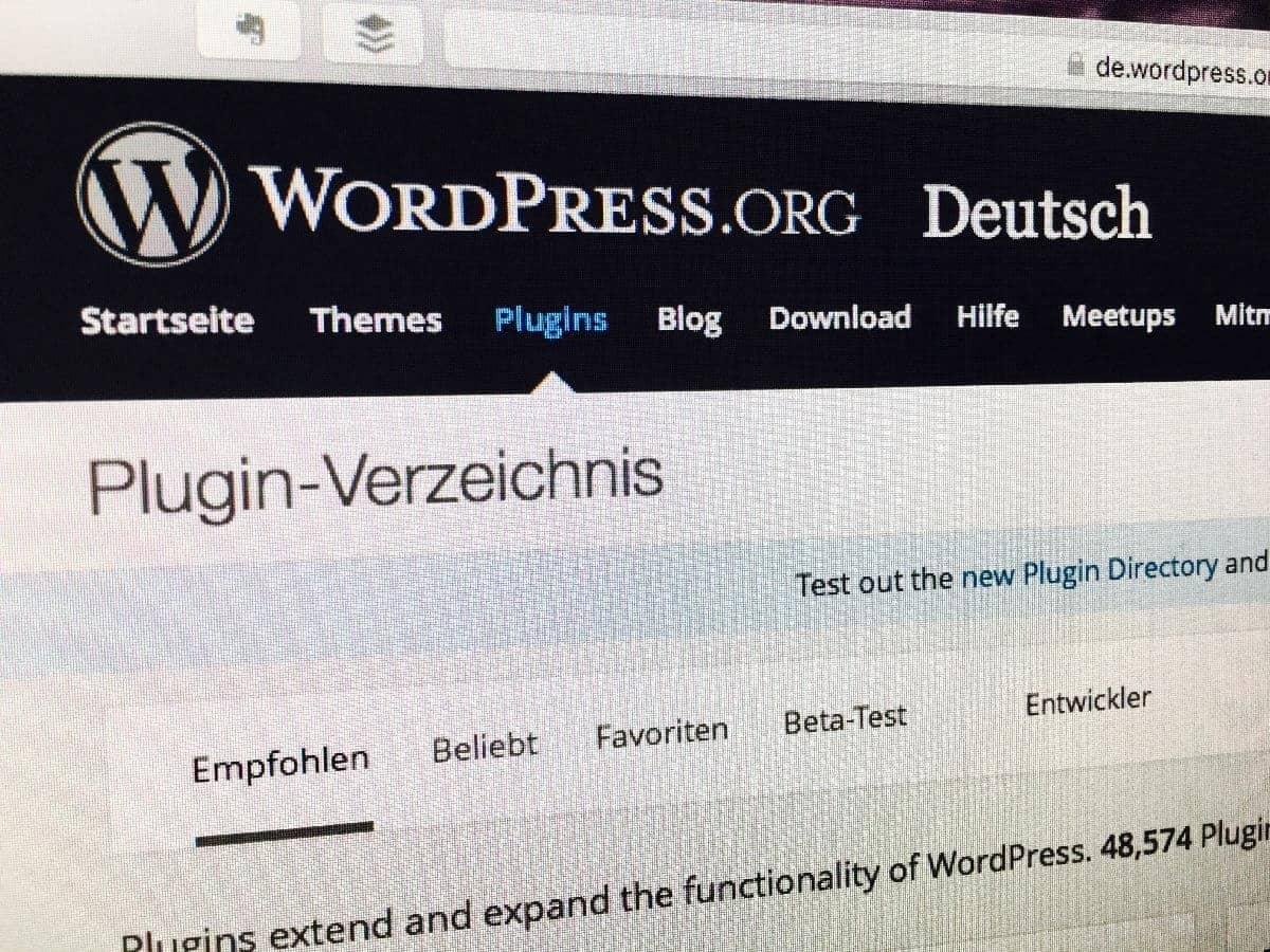 WordPress Plugins: Meine 10 Top-Empfehlungen