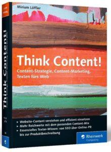 Think Content - Content Marketing - Rezension