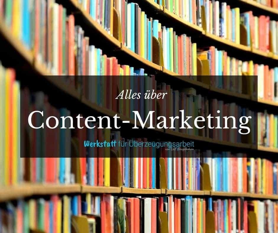 Alles über Content-Marketing