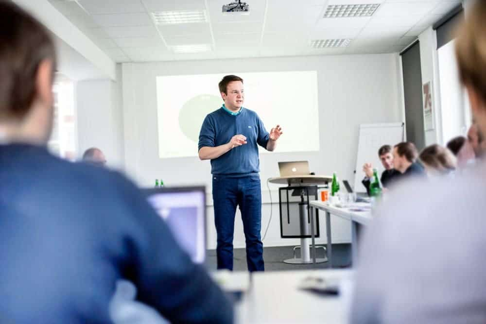 Online-Marketing und Social Media Seminar mit Leif Neugebohrn