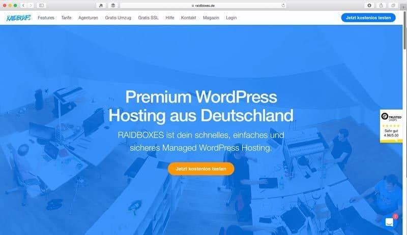 wordpress-hosting-test-raidboxes