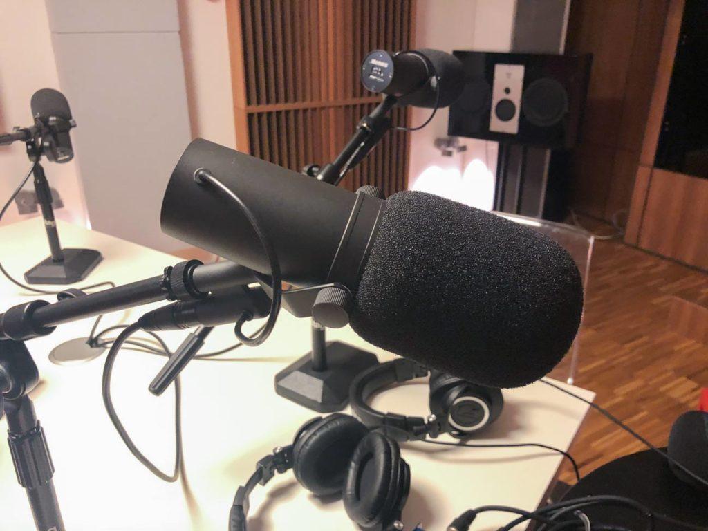 Podcasts für Politiker