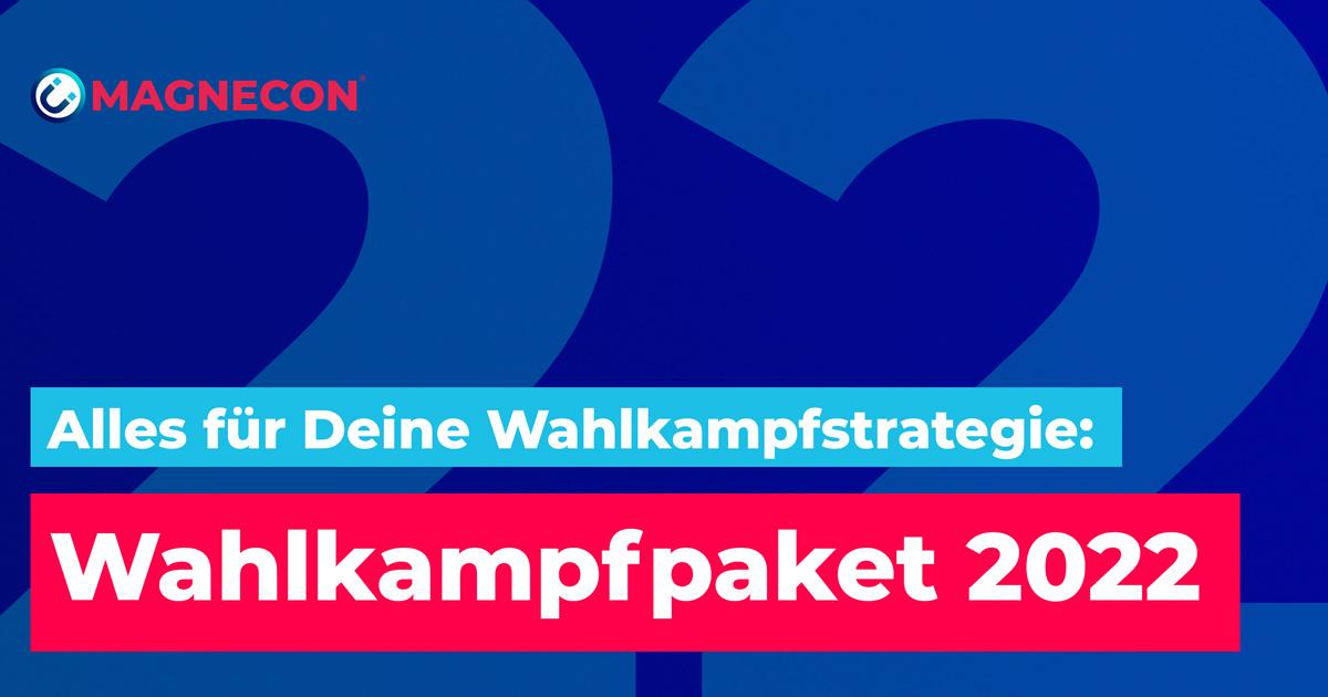 Wahlkampfpaket 2022