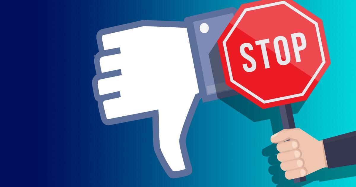 Facebook Werbung Politik Fehler