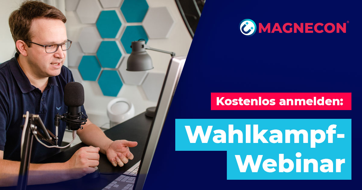 Wahlkampf Webinar kostenlos