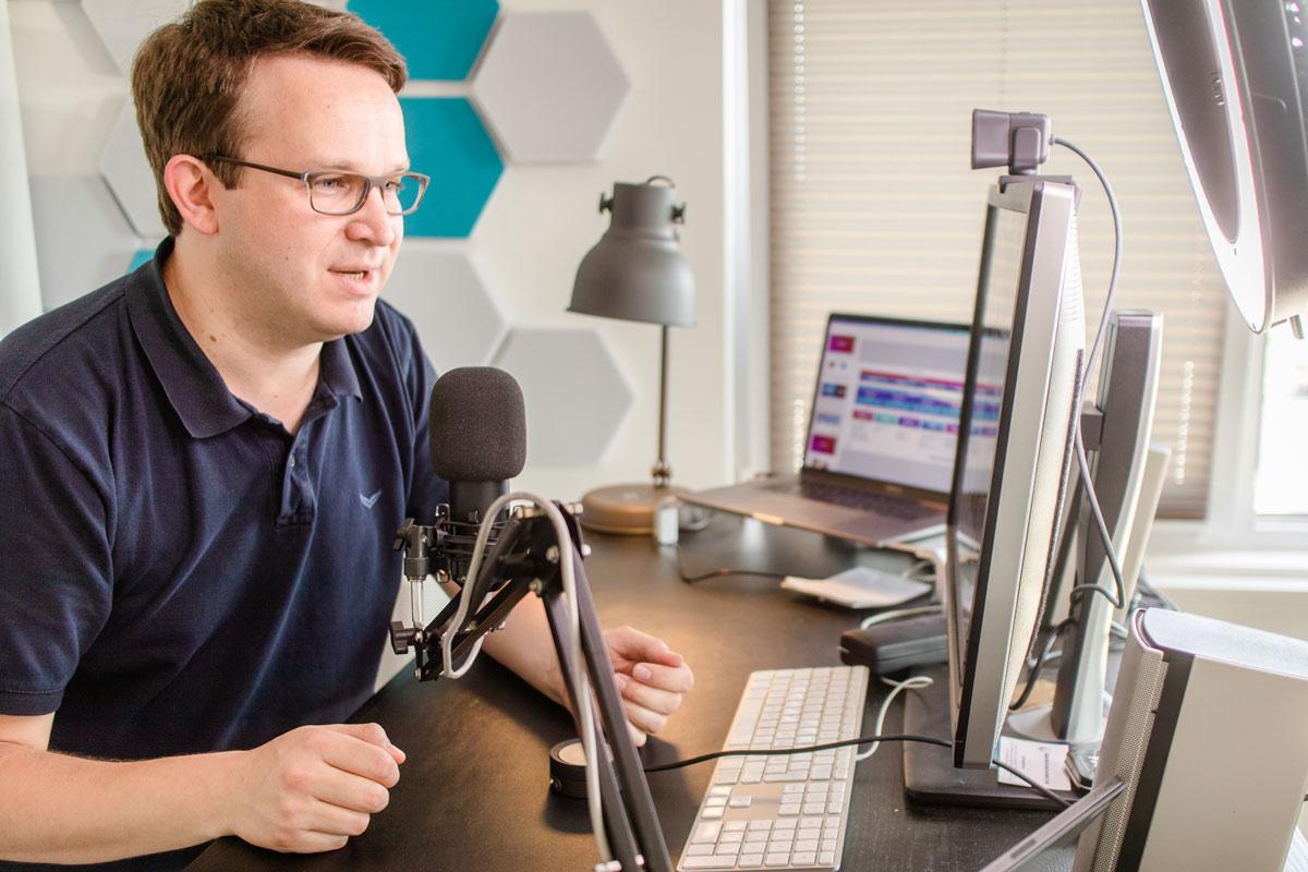 Wahlkampf Webinar mit Leif Neugebohrn